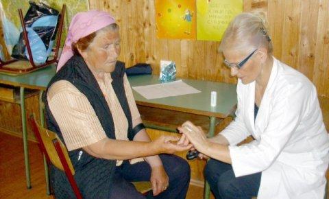 Lekari ponovo obilaze sela