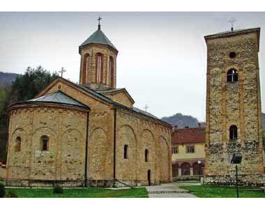 Reportaža o manastiru Rača