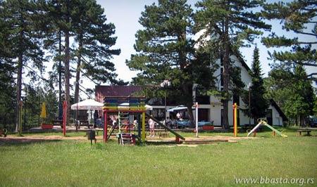 Razvoj turističkog kompleksa Kaluđerske Bare na planini Tari