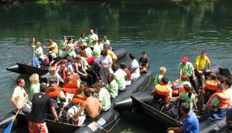 Održana regata za osobe sa invaliditetom