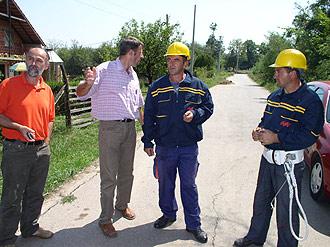 """Raspisan poziv za prodaju 70,43% """"Elektroizgradnje"""" iz Bajine Bašte"""