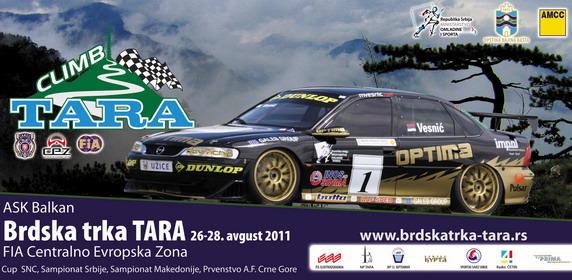 Brdska trka Tara 2011 – Najava oktanskog spektakla godine