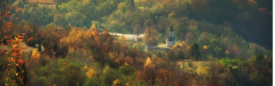 Ruska crkva podno Medvednika