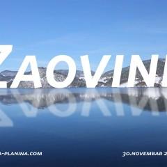 Lep zimski dan u Zaovinama na Tari