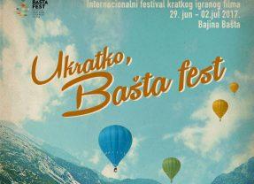 Bašta fest – četvrto izdanje internacionalnog festivala kratkog igranog filma
