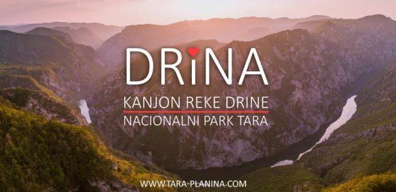 Kanjon reke Drine