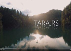Jezero Kruščica na planini Tari – 4K Video