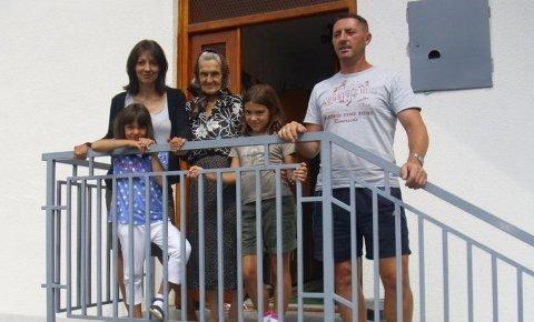 Obnovio kuću u Pilici