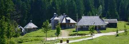 Razvoj turističkog kompleksa Predov Krst na planini Tari