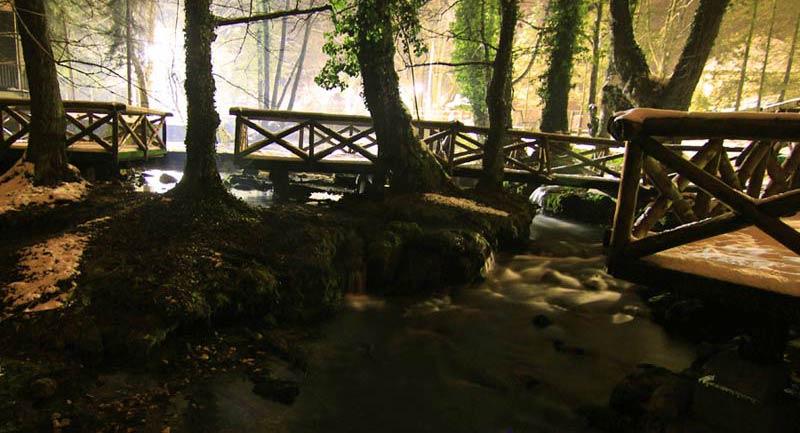 Reka Vrelo u Perućcu – fotografije