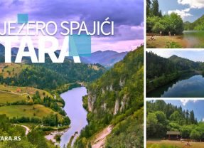 LETO NA TARI – malo jezero Spajići – VIDEO